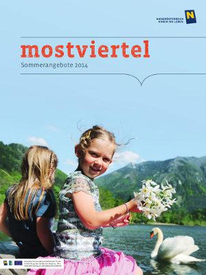 Mostviertel - Die schönsten Angebote für Ihren Sommer-Urlaub im Mostviertel