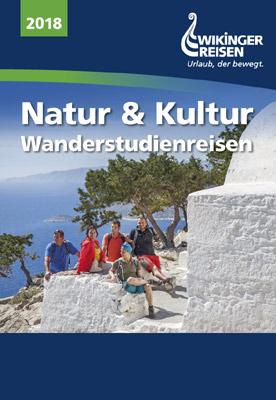 Reiseveranstalter - Wikinger Reisen – Wanderstudienreisen 2018
