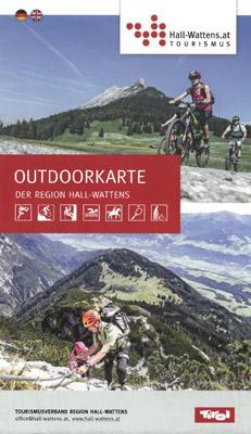 Region Hall-Wattens - Rad-und Mountainbike-Führer Tirol