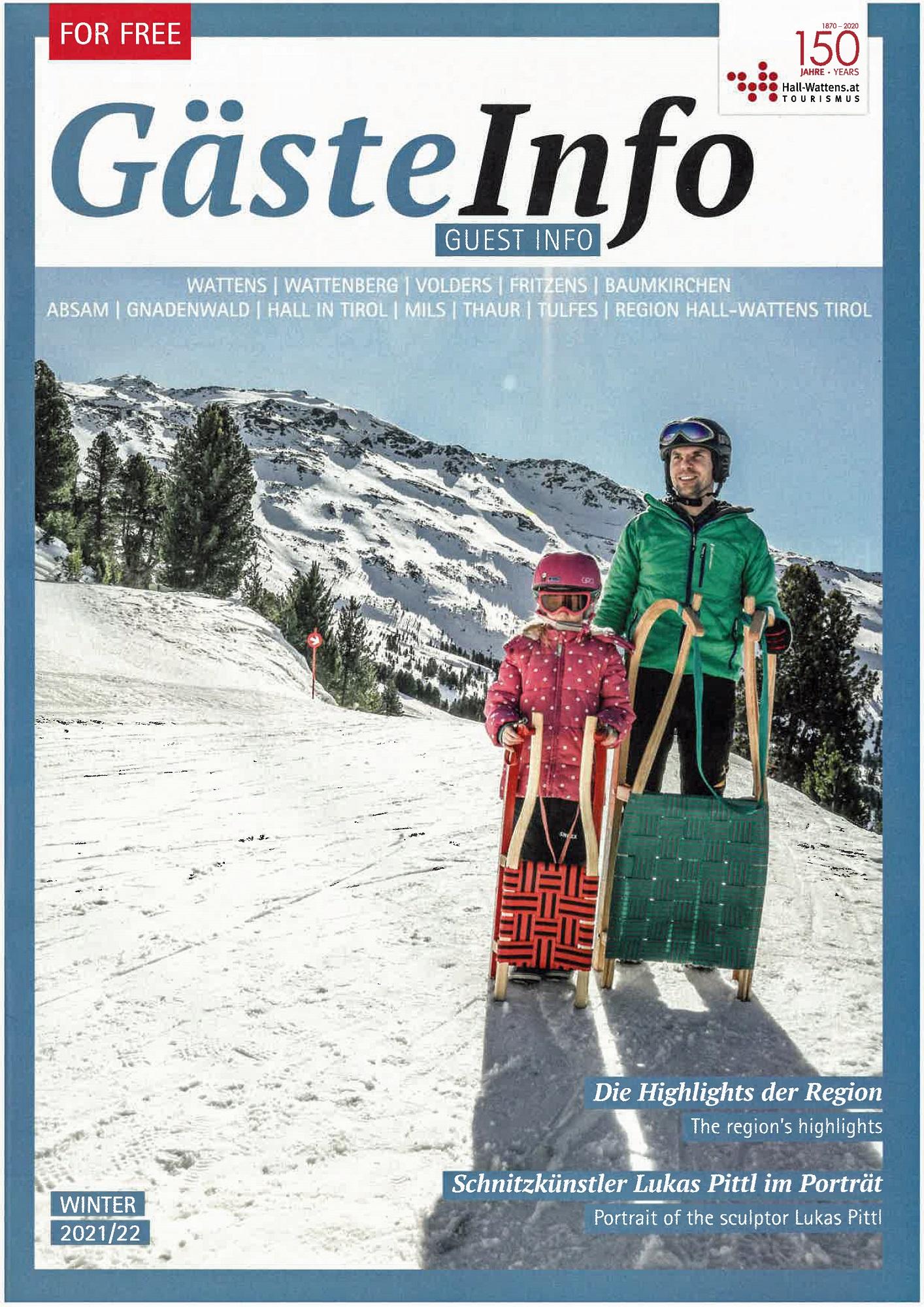 Region Hall-Wattens - Welcome Magazin Österreich