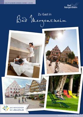 Taubertal - Gastgeberverzeichnis Bad Mergentheim