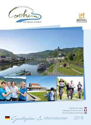Mosel - Cochem: Gastgeber und Informationen 2018