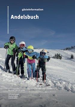 Bregenzerwald - Gästeinformation Andelsbuch Winter 2017/18