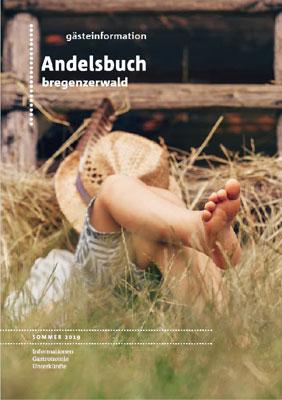 Bregenzerwald - Unterkunftverzeichnis Andelsbuch