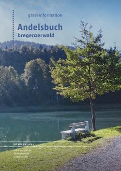 Bregenzerwald - Unterkunftverzeichnis Andelsbuch (pdf)