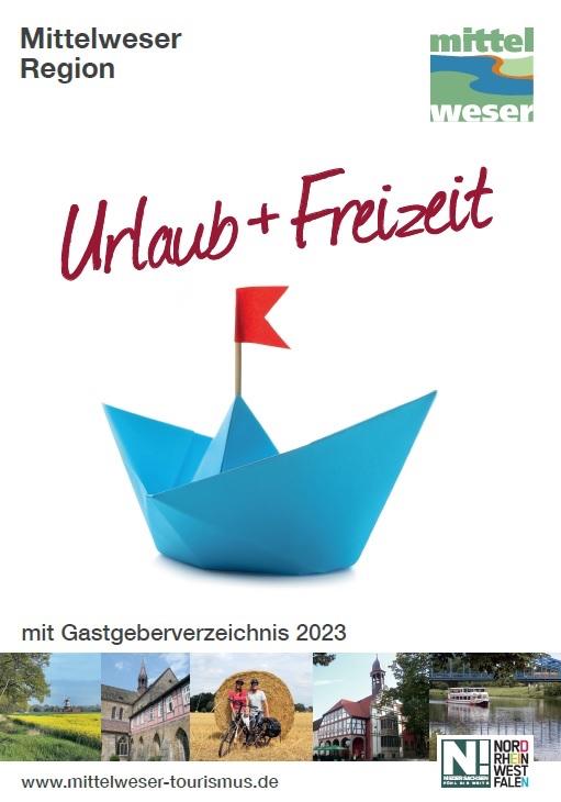 Mittelweser - Urlaub & Freizeit in der Mittelweser-Region mit Gastgeberverzeichnis 2018