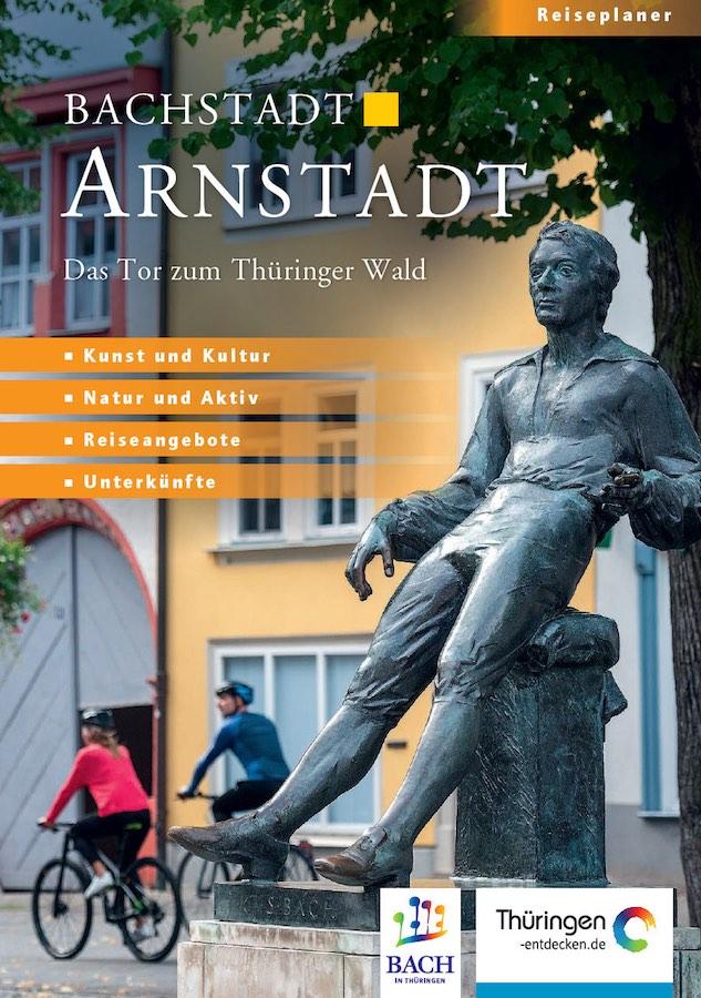 Thüringen - Arnstadt Reiseplaner 2017/2018