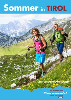 Silberregion Karwendel - Sommermagazin Silberregion Karwendel (pdf)