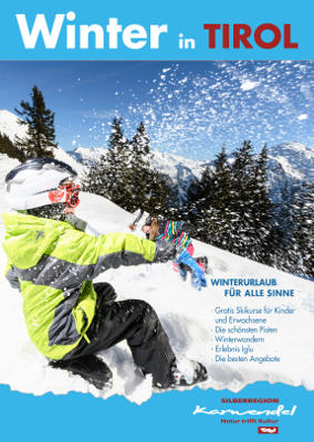 Silberregion Karwendel - Wintermagazin (pdf)