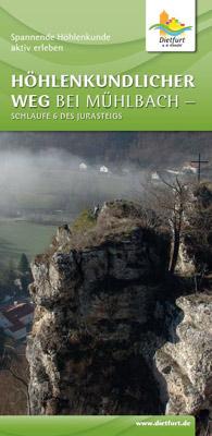 Altmühltal - Höhlenkundlicher Weg bei Mühlbach