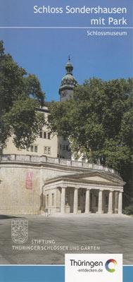 Kyffhäuser - Schloss Sondershausen mit Park