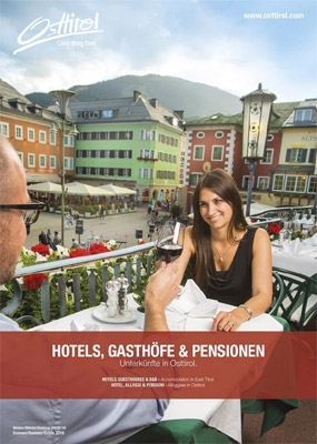 Osttirol - Unterkunftsverzeichnis HOTELS, Gasthöfe & Pensionen