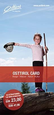 Osttirol - OSTTIROL CARD