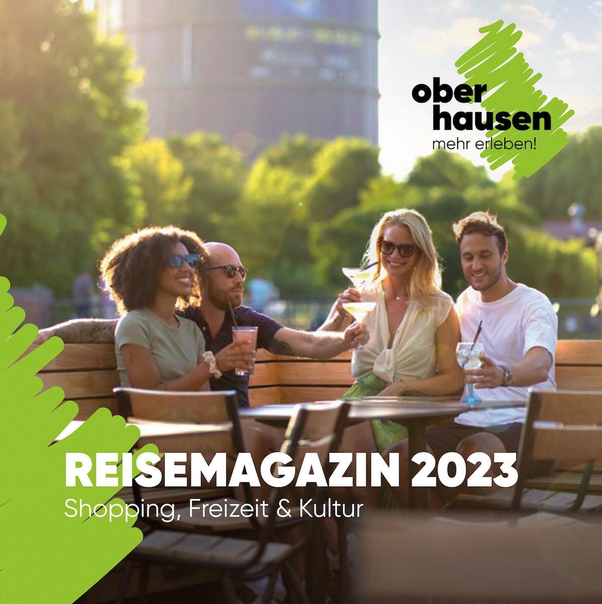 Ruhrgebiet - Oberhausen - Reisemagazin 2018