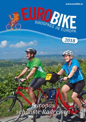 Reiseveranstalter - Eurobike – Radspaß in Europa / Katalog 2018