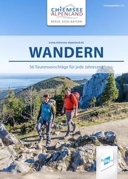 Chiemsee-Alpenland - Wanderbegleiter Chiemsee-Alpenland