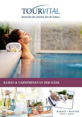Reiseveranstalter - TOUR VITAL Wellness- und Kururlaub