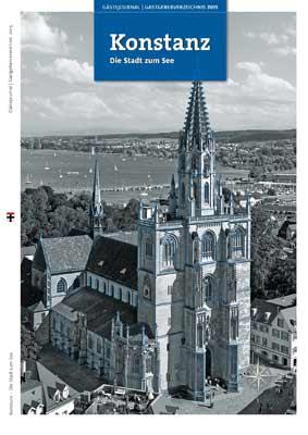 Konstanz - Konstanzer Gästejournal