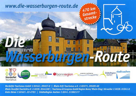 Rhein-Voreifel - Die Wasserburgen-Route