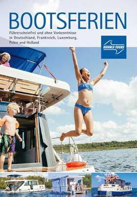 Reiseveranstalter - Bootsferien