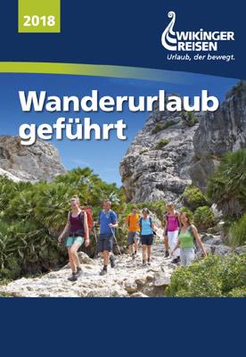 Reiseveranstalter - Wikinger Reisen – Wanderurlaub mit Reiseleitung 2018
