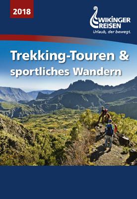 Reiseveranstalter - Wikinger Reisen - Trekking-Touren 2018