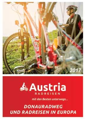 Reiseveranstalter - Austria Radreisen 2017