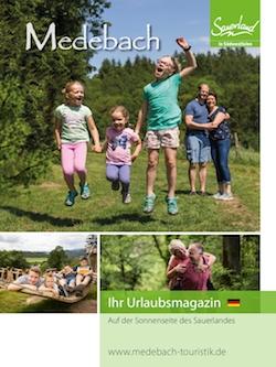 Kostenlose Urlaubskataloge & Broschüren - Medebach: Urlaubsmagazin 2016