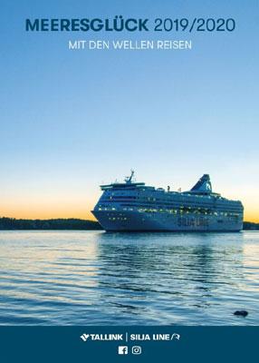 Reiseveranstalter - Tallink Silja: Meeresglück 2018 - Mit den Wellen Reisen