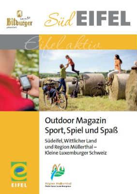 Ferienregion Eifel - Outdoormagazin
