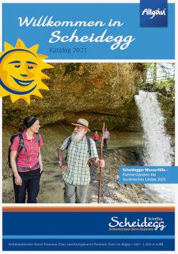Allgäu - Scheidegg-Tourismus Urlaubskatalog 2018 (PDF)