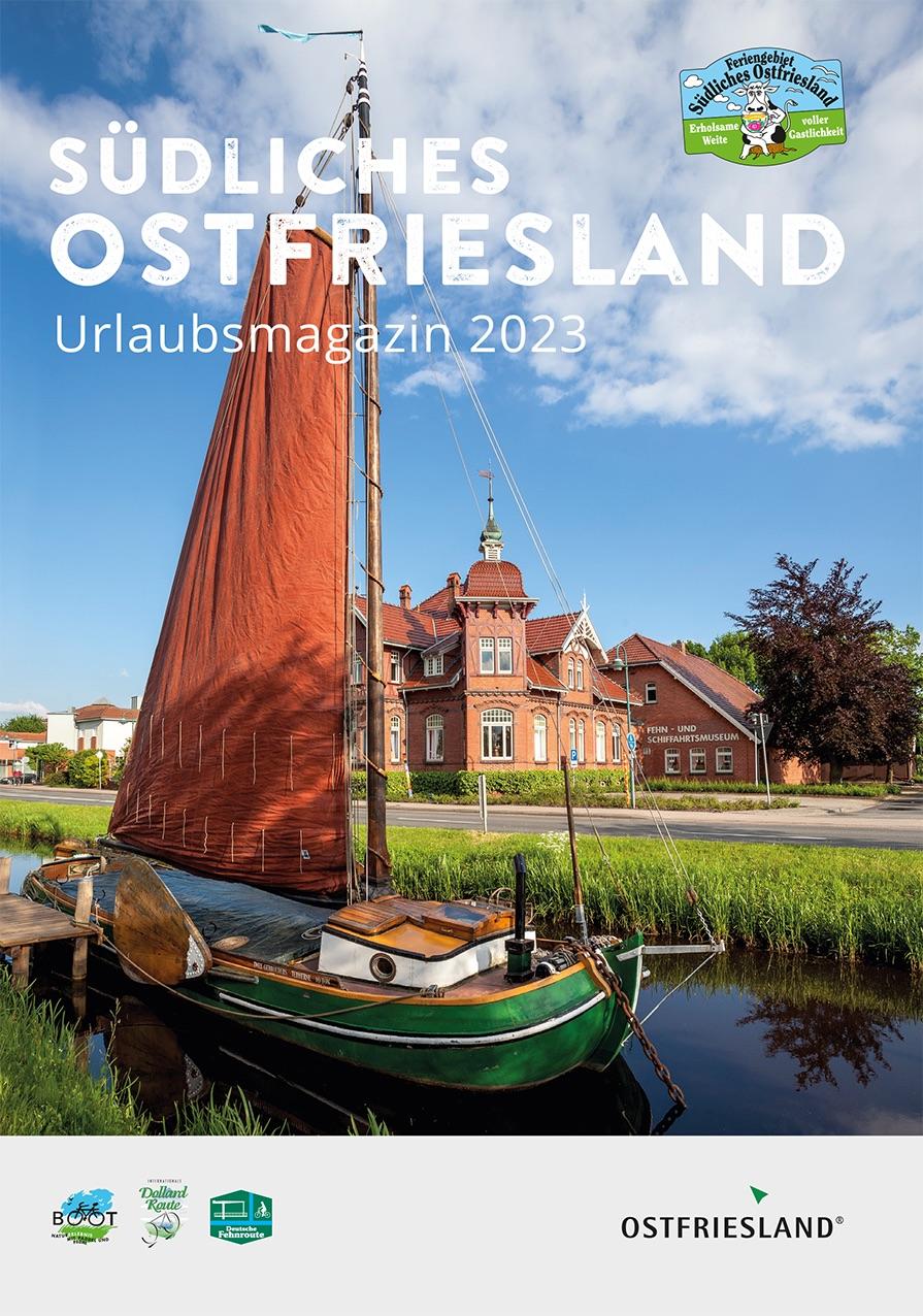 """Ostfriesland - """"Südliches Ostfriesland"""" – das unbekannte Urlaubsparadies"""
