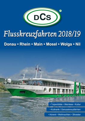 Reiseveranstalter - DCS Flusskreuzfahrten 2018/2019