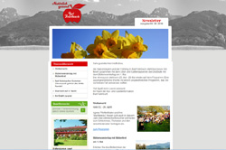 Chiemsee-Alpenland - Bad Feilnbach - Newsletter