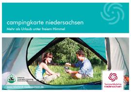 Niedersachsen - campingkarte niedersachsen - Mehr als Urlaub unter freiem Himmel