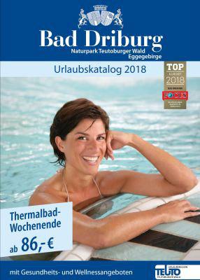 Teutoburger Wald - Bad Driburg – Moorheilbad im Teutoburger Wald