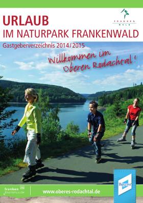 Oberfranken - Oberes Rodachtal - Gastgeberverzeichnis