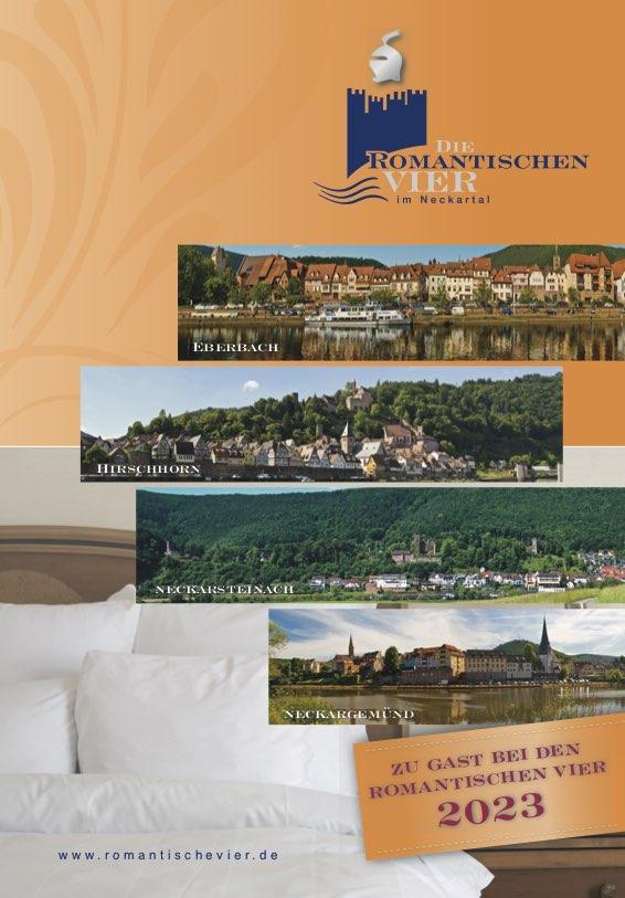 Neckartal - Die romantischen Vier im Neckartal 2017