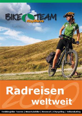 Reiseveranstalter - Biketeam KeyMove - Radreisen und Inlineskate-Touren 2014