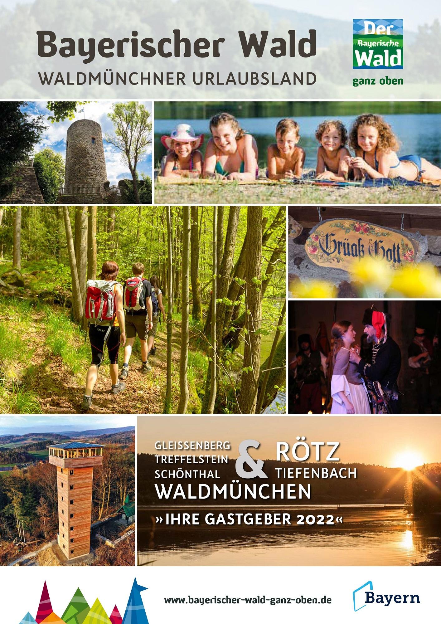 Bayerischer Wald - Waldmünchner Urlaubsland