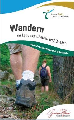 Nordhessen - Bad Emstal - Wandern im Land der Chatten und Quellen
