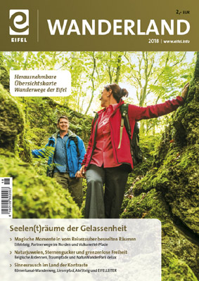 Ferienregion Eifel - Wanderland Eifel 2018