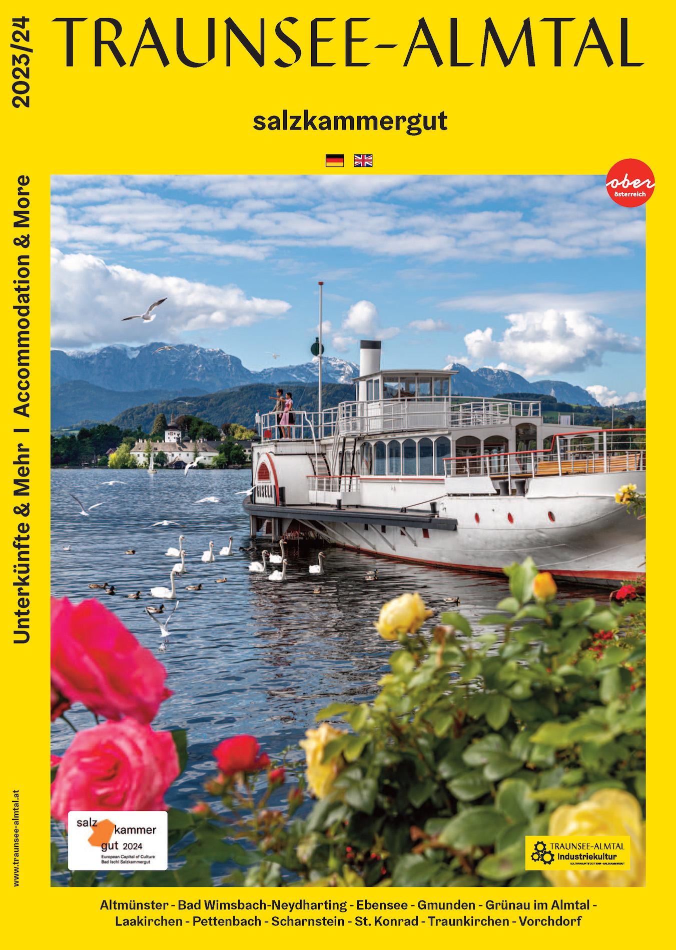 Oberösterreich - Gastgeberverzeichnis Ebensee 2017 (pdf)