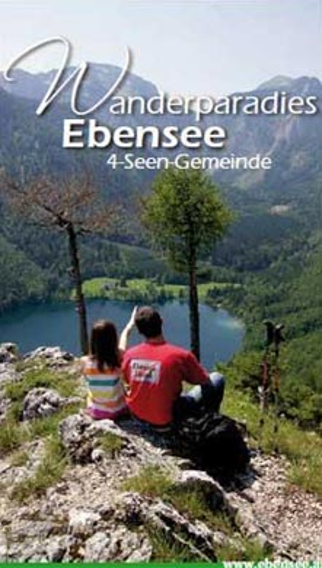 Oberösterreich - Wanderparadies Ebensee (pdf)