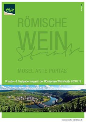 Mosel - Die Römische Weinstraße – Radfahren und Wandern an der Mosel