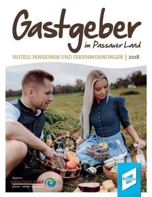 Niederbayern - Passauer Land - Gastgeberverzeichnis 2017