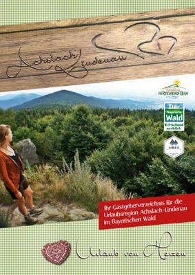 Bayerischer Wald - Achslach, Lindenau - Ferien wie ich sie mag