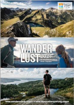 Reiseveranstalter - Wanderlust 2018 (pdf)