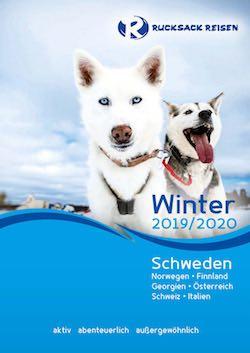 Europa - Rucksack Reisen - Winterkatalog (pdf)
