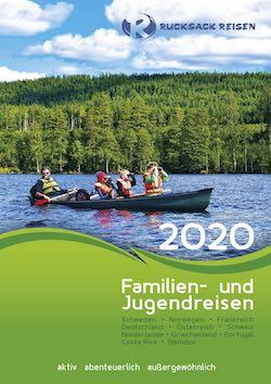 Europa - Rucksack Reisen - Familien- und Jugendreisen (pdf)